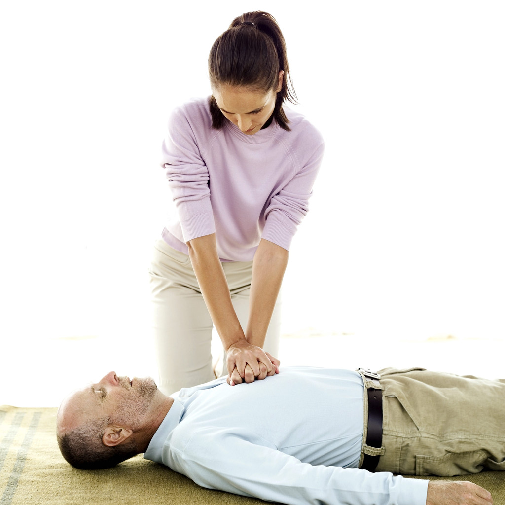 Herz-Kreislauf-Wiederbelebung